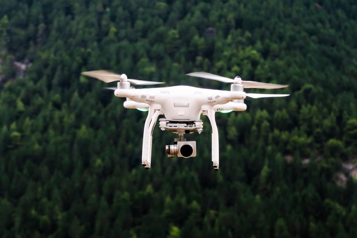 无人机探测台风有一手 气象观测也靠科技尖兵